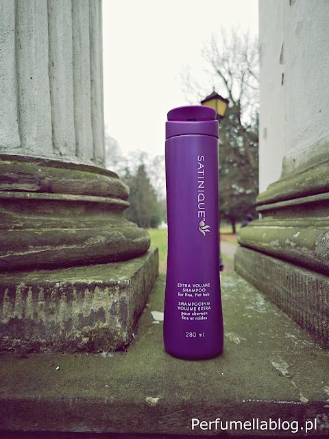 szampon volume amway satinique
