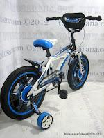 12 Inch Exotic 12-9980 Sport Bike Dop Bintang Kids Bike