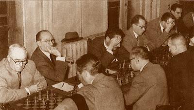 Torneo de Ajedrez Diputación-Ayuntamiento de 1948
