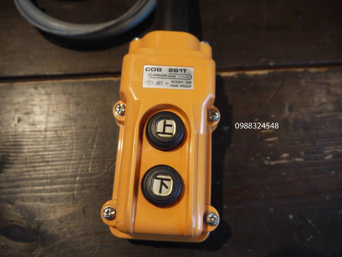 Tay bấm điều khiển 2 nút COB261T