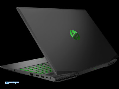 HP Pavilion Gaming 15-DK0042TX Review - Internal Specifications