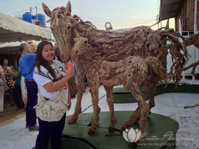 An Interview with the Driftwood Sculptor James Doran-Webb Cebu Exotic Philippines