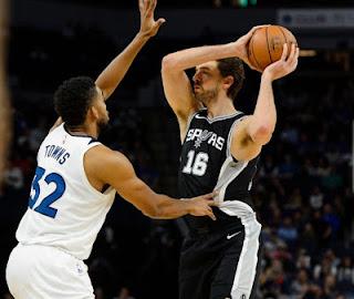 Baloncesto: Towns 26 puntos, 16 rebotes (undécimo doble-doble) ; Delgado 19 puntos, 11 rebotes (3dd) en tercer triunfo Seton Hall