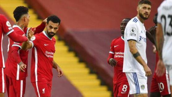 Liverpool vs Leeds United 4–3 Highlights