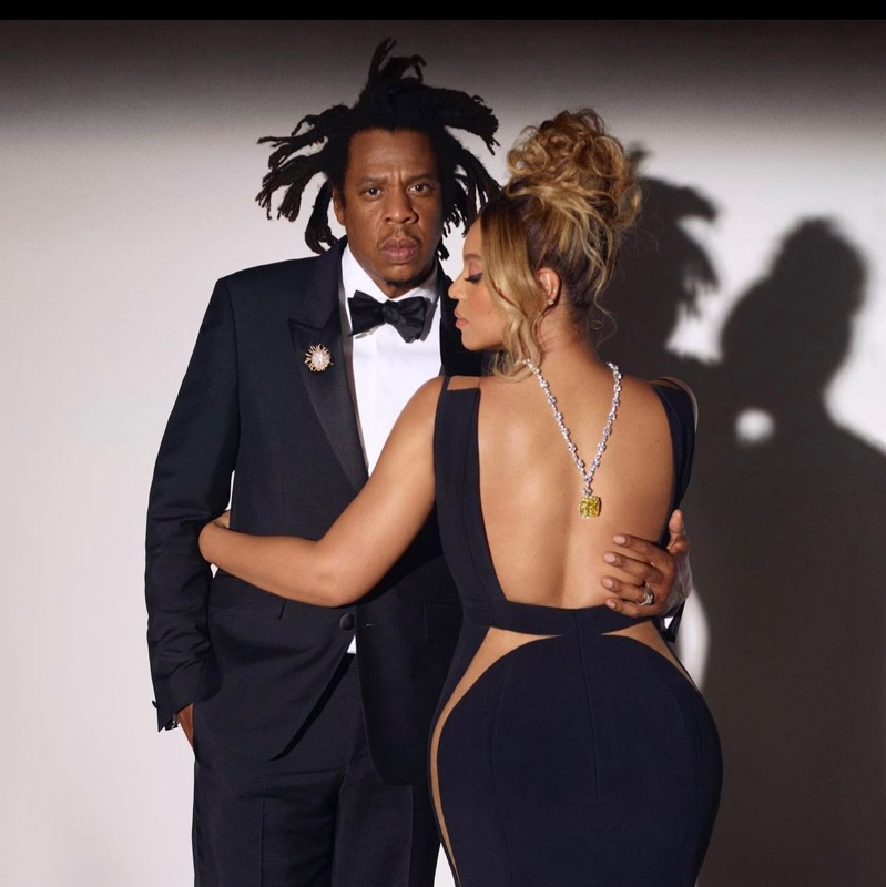 Tiffany & Co. introduces The Carters as the brand's newest ambassadors
