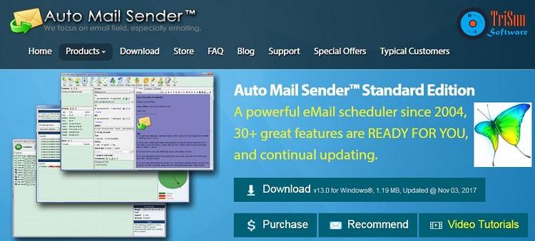 Auto Mail Sender full crack - Gửi mail không giới hạn - Cờ Rắc