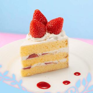 いちごたっぷり 自家製ショートケーキ