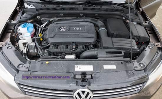 2016 Volkswagen Jetta 1.8t Sport Engine