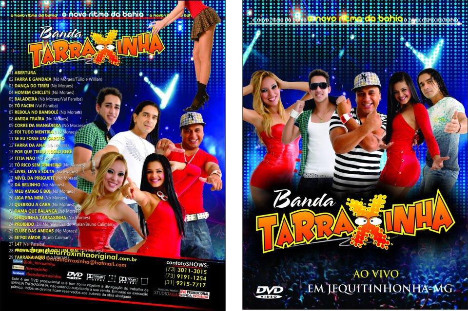 dvd da banda tarraxinha gratis