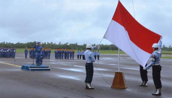 Sumber foto Siaran Pers Pangkalan TNI AU Supadio