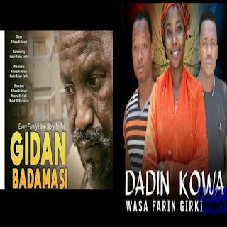 Between DadinKowa and Gidan Badamasi that Drama Is a lot of Hilarious?