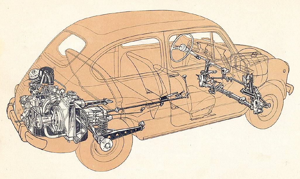 Archivo De Autos El 250 Ltimo Fiat 600