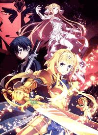 جميع حلقات الأنمي Sword Art Online S3 part 2 مترجم