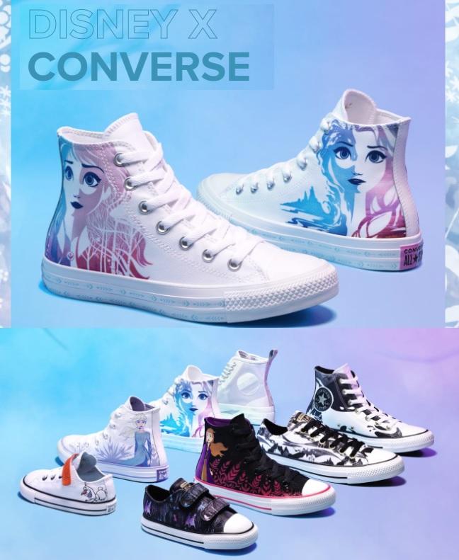 Frozen II Converse