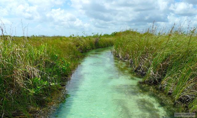 Réserve naturelle de Sian Ka'an, Yucatan, Mexique