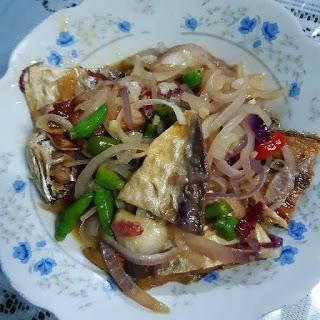 15 Resipi Masakan Kampung Berasaskan Ikan Kering Masin Mudah Dan Sedap, resipi mudah dan sedap ikan masin, resipi ikan kering mudah dan sedap, ikan