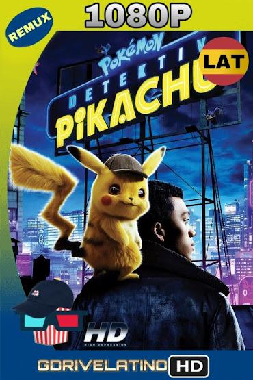 Pokémon: Detective Pikachu (2019) BDRemux 1080p Latino-Ingles MKV