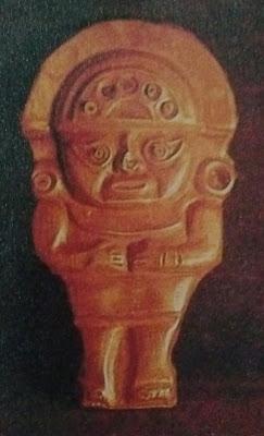Idolo de oro de lambayeque
