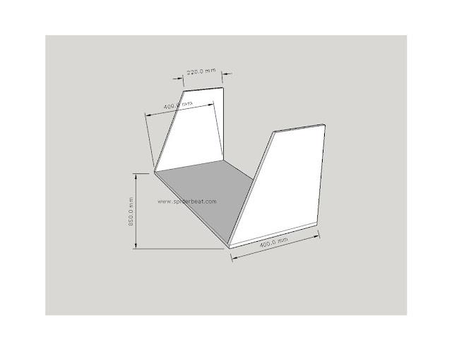 Cara Membuat Box Subwoofer 12 Inch untuk Mobil dengan Dua Speaker