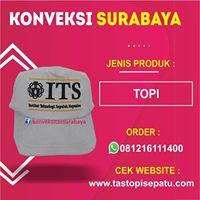 Konveksi Topi di Surabaya Sidoarjo, Konveksi Topi bordir Surabaya Sidoarjo, Konveksi Topi event drill Surabaya Sidoarjo,