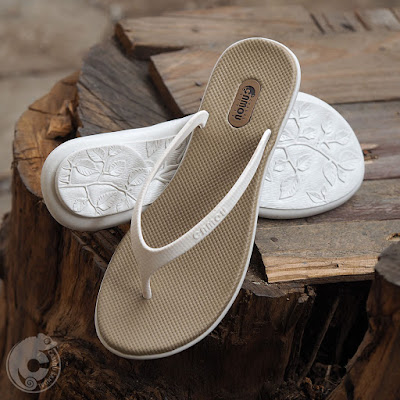 Windy Snow Sandal Wanita Camou