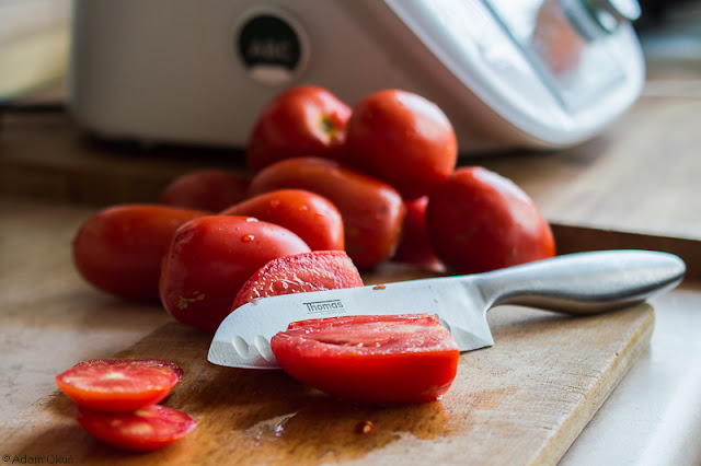 Ketchup domowy Thermomix