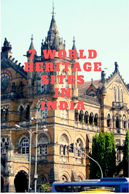 World heritage site of India