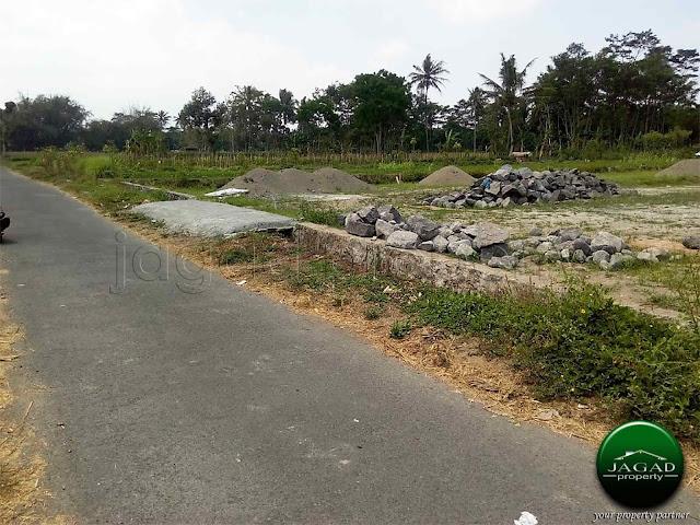 Tanah Kavling jalan Kaliurang Km 15