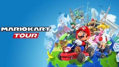 الكشف عن نجاح غير مسبوق للعبة Mario Kart Tour
