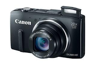 Canon PowerShot SX280 HS Firmware Download