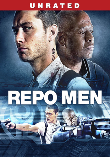 Repo Men 2010 Unrated 1080p BluRay REMUX AVC DTS-HD MA [Org DD 5.1 Hindi + DD 5.1 English] ESub ~Saturnweb~