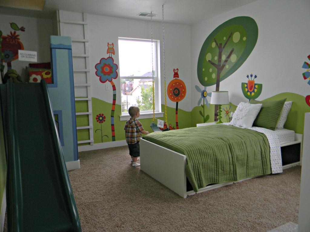desain kamar tidur anak laki sederhana | interior rumah