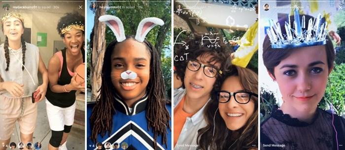Guerra Instagram vs Snapchat