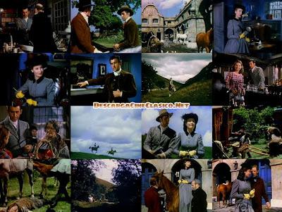 La mansión de los Fury (1948) Blanche Fury