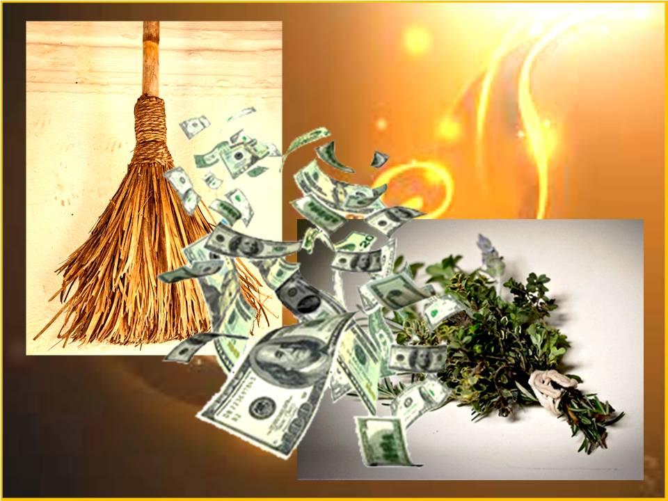 Poderosa oraci n y ritual de la escoba para limpiar y - Trabajo para limpiar casas ...