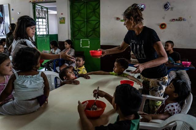 VENEZUELA: A face cruel do comunismo - o desejo da esquerda para o Brasil