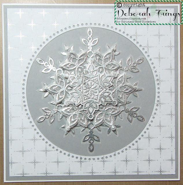 Silver Star - photo by Deborah Frings - Deborah's Gems