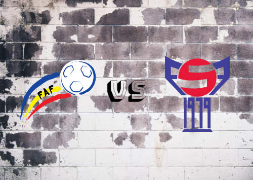 Andorra vs Islas Faroe  Resumen