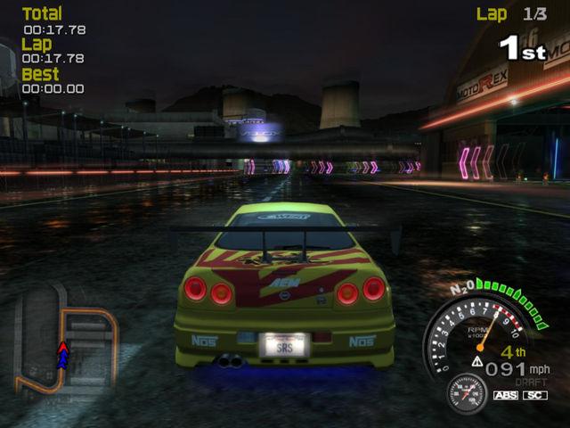 Ocean of games » overspeed high performance street racing free.