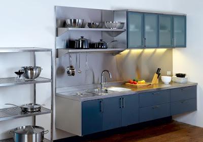 Tata Ruang Dapur Cerminan Hidup Anda