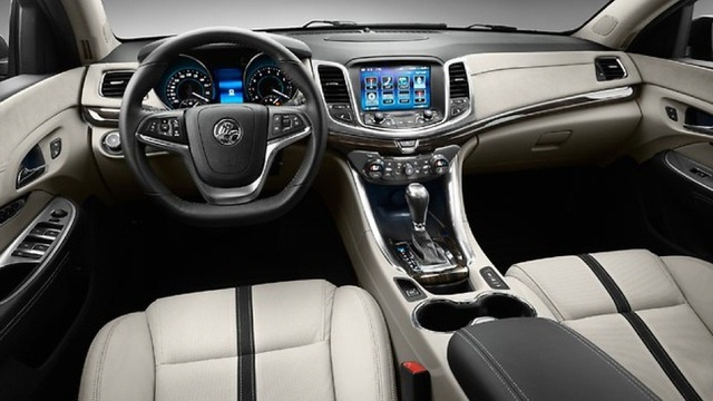Chevy Equinox Interior