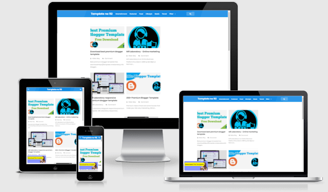 In SEO Pro Responsive Blogger Template
