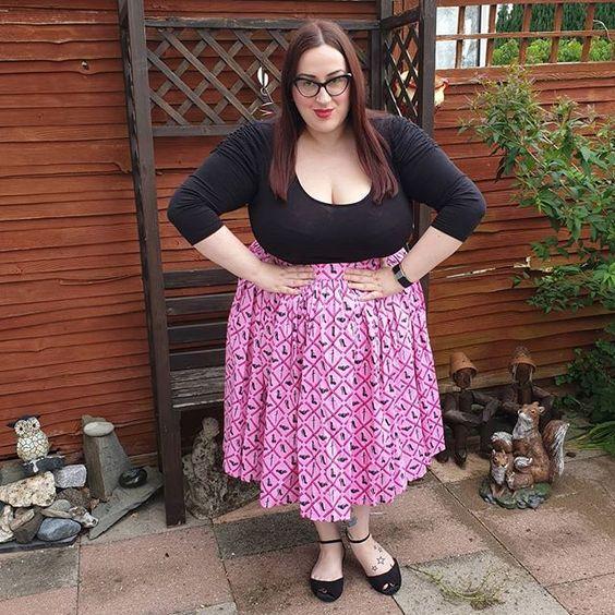 Vixen Mean Girls Club Skirt