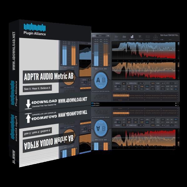 ADPTR AUDIO Metric AB v1.1 Full version