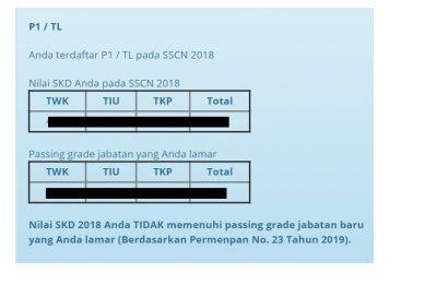 √ Petunjuk Pendaftaran Sistem Seleksi CPNS Nasional 2020 Terlengkap 59