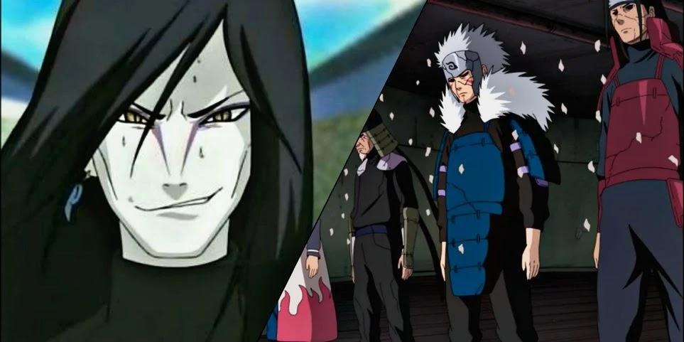 Dasyat! 10 Jutsu Terkuat Setiap Karakter Utama di Naruto