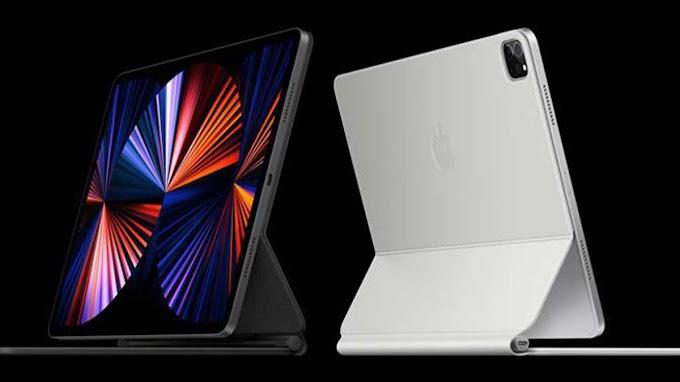 جهاز iPad Pro جديد و iMac مع M1
