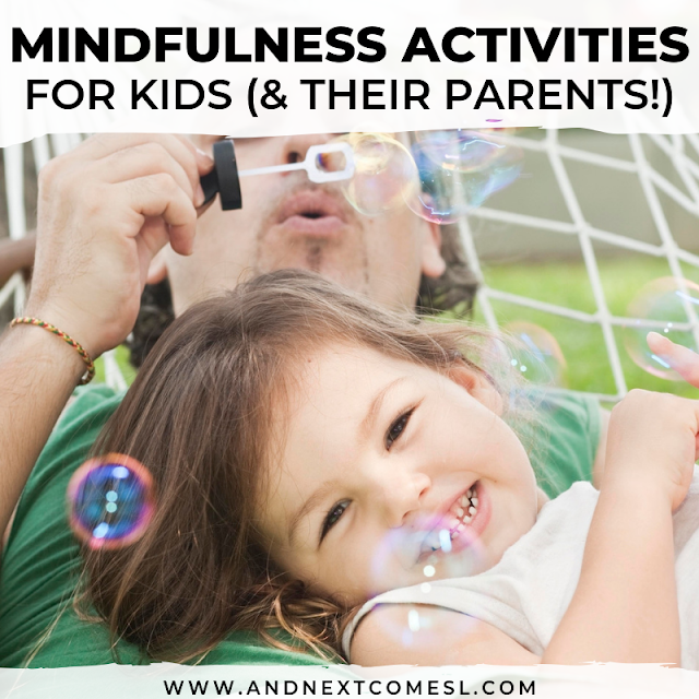Teaching mindfulness to kids