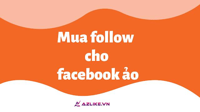 Tăng người theo dõi cho facebook ảo nên hay không?