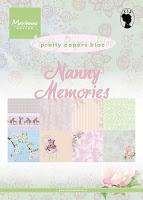 """Набор бумаги """"Nanny Memories"""" A5"""